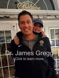About Dr. Gregg